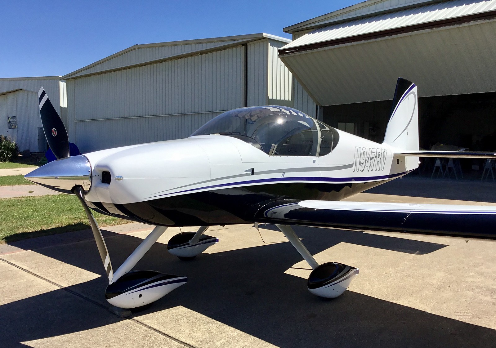 Why RV-14A | Harry's RV-14A Project